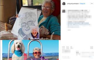 90 yaşında dünya turuna çıktı
