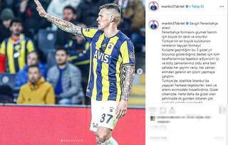 Fenerbahçede Skrtelden şok veda Ali Koç ve Ersun Yanal...