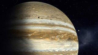 Jupiter bir gezegenle çarpışmış olabilir