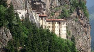 Sümela Manastırına yoğun ilgi