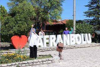 Karadenizin incilerine bayramda turist akını