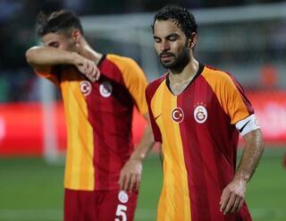 Galatasarayda Selçuk İnan patlaması