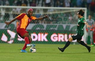 Maça damga vurdu Eski Fenerbahçeli...