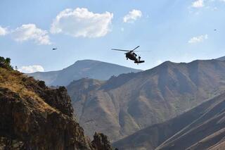 Terör örgütü PKKya Kıran darbesi Hepsi ele geçirildi