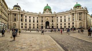 Tunanın incisi Viyana