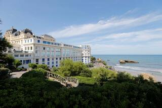 Dünyanın gündemindeki kasaba Biarritz