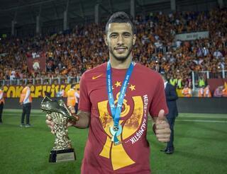 Galatasarayda Belhandaya teklif 13 milyon euro...