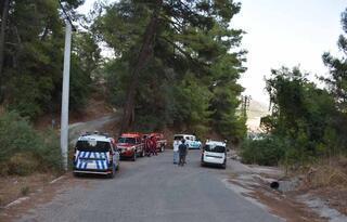 Aynı yerde 4.yangın Ekipler harekete geçti