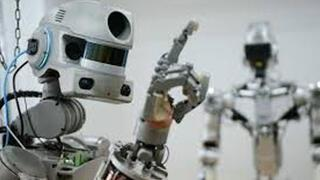 Rusya uzaya insansı robot gönderdi