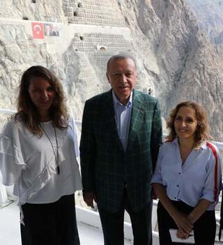Cumhurbaşkanı Erdoğan Artvin Yusufelinde müjdeyi verdi: Kararnameyi imzaladım