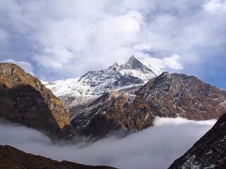 Nepalden Everest yasağı