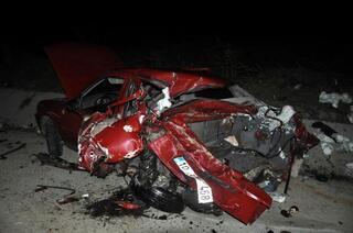 Kazada yaralandı, Önce çocuklarıma bakın, ben iyiyim dedi