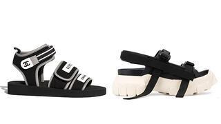 Yaz bitmeden denemeniz gereken spor sandalet modelleri