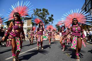 Notting Hill Festivali başladı