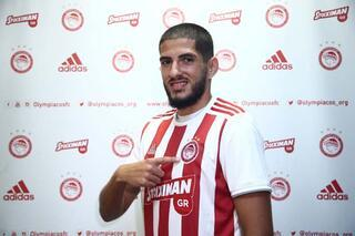 Yassine Benzia, Olympiakos formasıyla