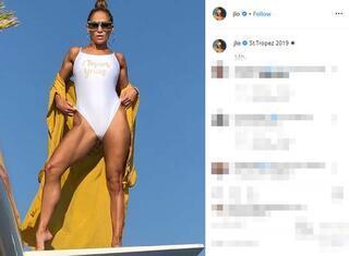 Jennifer Lopez 50 yaşında ama...