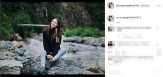 Jessica May Rize tatilinde