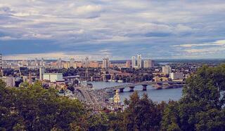 Tarihi başkent Kiev