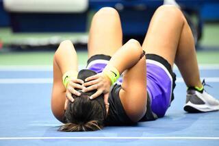 ABD Açıkta şampiyon 19 yaşındaki Andreescu