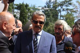 Süleyman Turana son veda