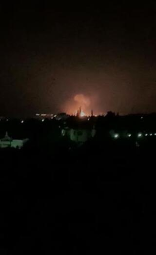 KKTCde askeri alanda patlama