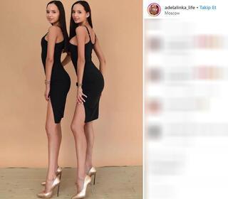 Lüks içinde yaşayan fenomen ikizlerden skandal paylaşım