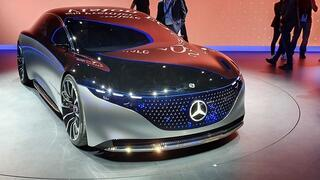 Mercedesin Türkiyeye getireceği elektrikli modeller belli oldu