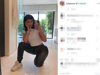 Kylie Jennerdan cinsellik cevabı