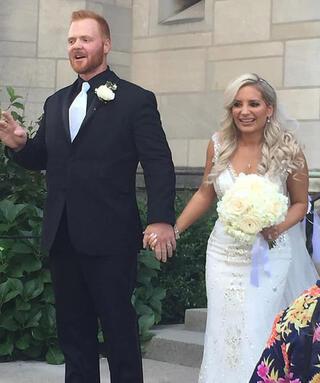 Kızı evlenirken evini havaya uçurdu