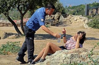 Ölümle burun buruna Polisin zor anları... Ne kadar karizmatikler