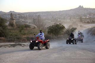 Kapadokya yabancıların gözdesi