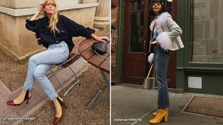 Trend alarmı: Bağcıklı topuklu botlar