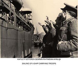 Kore kahramanlarının TSK arşivlerindeki fotoğrafları