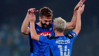 Son Şampiyon Liverpoola Napoli şoku