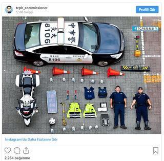 Zürih polisinin başlattığı trend dünyaya yayılıyor
