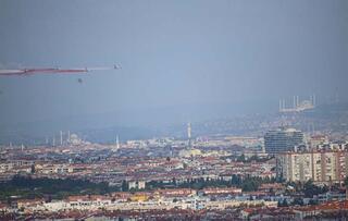 TEKNOFEST İstanbulda heyecan dolu an