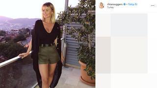 Rhian Sugden Türkiyeden vazgeçemiyor