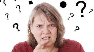 Konuşurken sık sık şey demek Alzheimer belirtisi olabilir