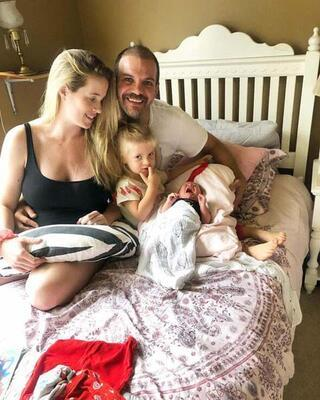 Tolga Karel 3üncü kez baba oldu