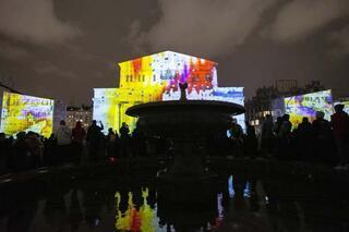 Bolşoy Tiyatrosu rengarenk