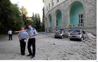 Ülke 5,8 ile sallanmıştı... İşte depremin bilançosu