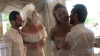 Aylin Coşkun: Düğünümde 5 milyon TLlik takı takıldı