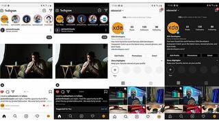 Instagrama karanlık mod geldi Instagram karanlık mod nasıl kullanılır