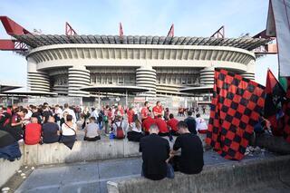 Milan ve Interden yeni stadyum projesi