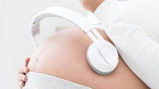 Hamileyken bebeğinizle konuşmanın mükemmel faydası