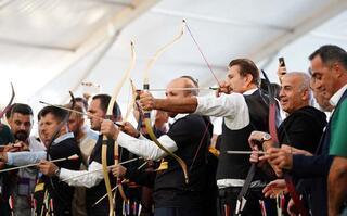 4. Etnospor Kültür Festivalinden renkli görüntüler