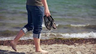 Yağmur sonrası deniz kenarında yürümenin muhteşem faydası