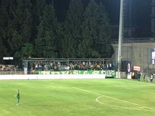 Kafes tribünü UEFAya şikayet edildi İnsanlık dışı...