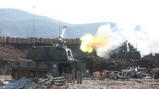 İşte Barış Pınarı Harekatında kullanılan silahlar