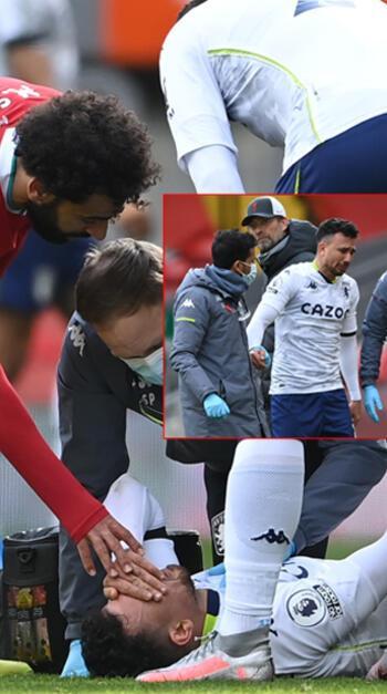 Aston Villa'da Trezeguet depremi! Gözyaşlarını tutamadı